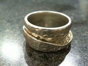 Lady's Silver Wedding Band 925 Silver 13g